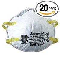 3M 8210 Disposable N95 Respirator